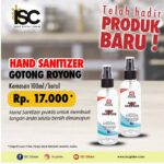 hand sanitizer isc