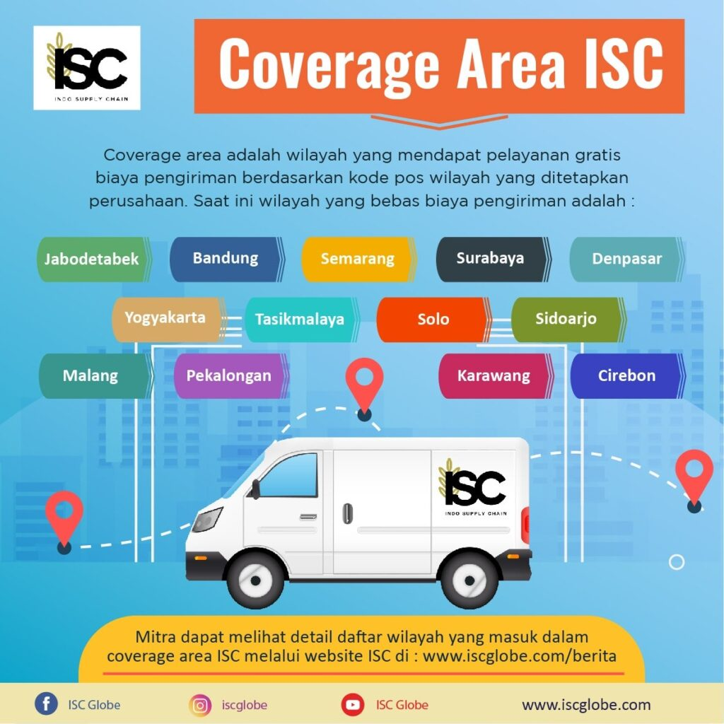 coverage area isc
